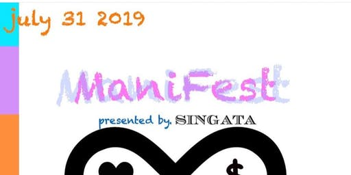 """Singata Worldwide presents: """"Manifest"""" a monthly dance party in the Lounge Bar @ The North Door"""