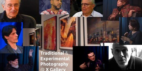 Traditional & Experimental Photography Show Reception tickets