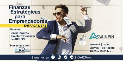 Cortesía Finanzas Estratégicas WeWork Reforma Latino