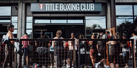 TITLE Boxing Club - 1 Year Anniversary tickets