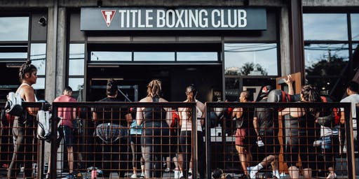 TITLE Boxing Club - 1 Year Anniversary