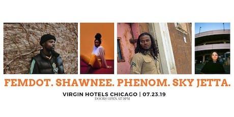 Sound of Summer Ft Femdot, Shawnee & Special Guests Phenom + DJ Sky Jetta tickets
