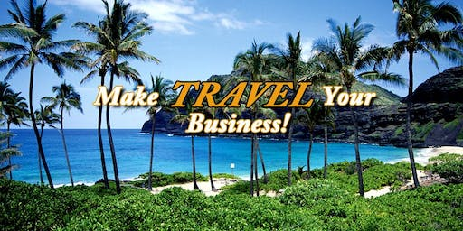 Become a Travel Business Owner: A Wealth Empowerment Event