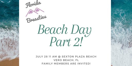 Florida Breasties East Coast Beach Meetup Part 2