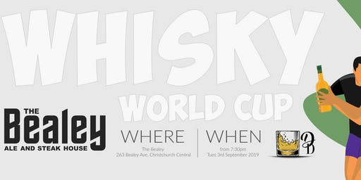 Whisky World Cup - The Bealey