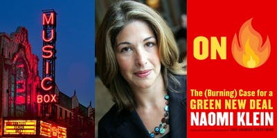 Naomi Klein at The Music Box