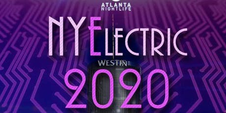 Atlanta NYElectric 2020 - New Year's Eve Countdown tickets