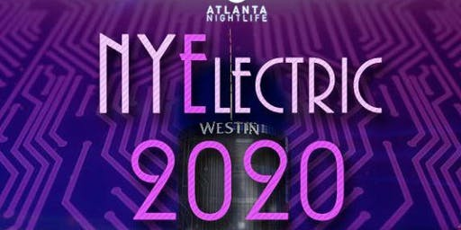 Atlanta NYElectric 2020 - New Year's Eve Countdown