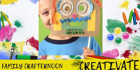 Family Crafternoon tickets