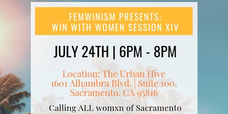 Femwinism Presents: Win With Women - Session XIV tickets