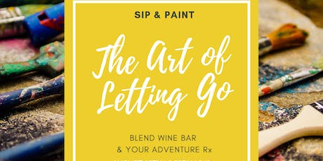The Art of Letting Go tickets