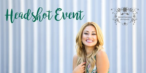 2019 Professional Portrait Event with Nightingale Photography