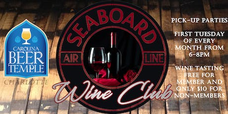 Seaboard Wine Club Pick-Up Party tickets