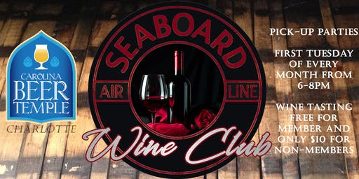 Seaboard Wine Club Pick-Up Party