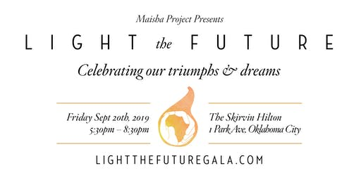 Maisha Project Gala - Light the Future 2019