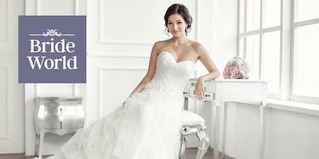 Bride World - Los Angeles Convention Center Bridal Show (2 days) tickets