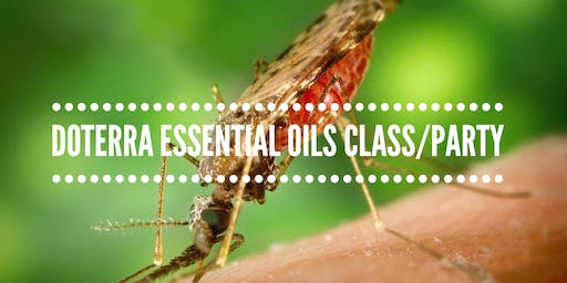 doTerra Class/Party with Make & Takes!