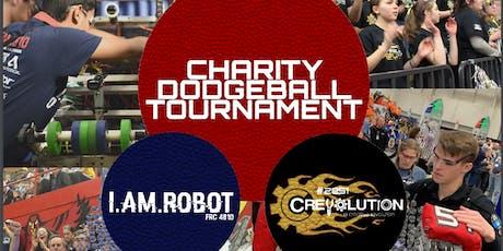 Charity Dodgeball  Tournament tickets