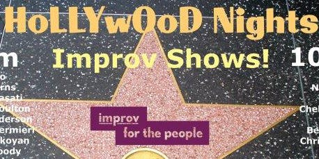 Hollywood Nights Improv Show