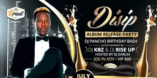 DISIP ALBUM RELEASE PARTY