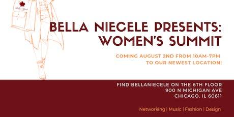 BellaNiecele Presents: Women's Summit tickets