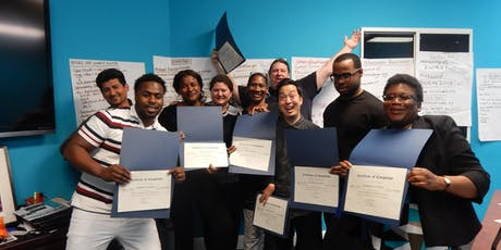 Removing Barriers Job Readiness Boot Camp tickets