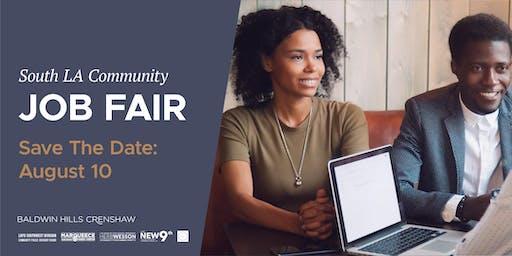 South LA Community Job Fair