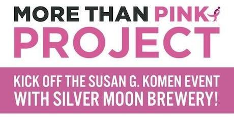 Komen More Than Pink Walk Fundraiser tickets