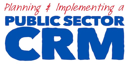 Planning & Implementing a Public Sector CRM: Melbourne
