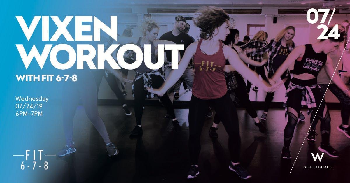 Free Vixen Workout