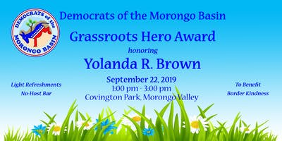 Grassroots Hero Award