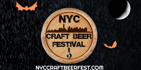 NYC Craft Beer Festival - Halloweekend Harvest 2019 -  Session 1 tickets