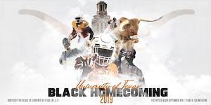 2019 Black Homecoming Weekend