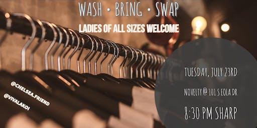 Sip & Swap (Ladies Clothing Swap Party)