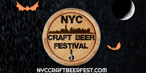 NYC Craft Beer Festival - Halloweekend Harvest 2019 - Session 2