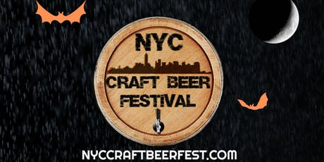 NYC Craft Beer Festival - Halloweekend Harvest 2019 - Session 3 tickets