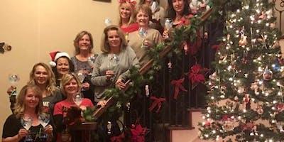 Special Event- Wine Glass Painting & Fondue @ The Melting Pot Arlington 12/17/19 7 PM