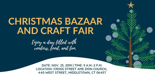 Christmas Bazaar and Craft Fair