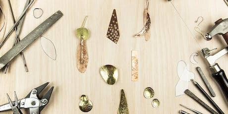 WORKSHOP | Metalsmithing & Jewellery Design with Mari Hirata tickets