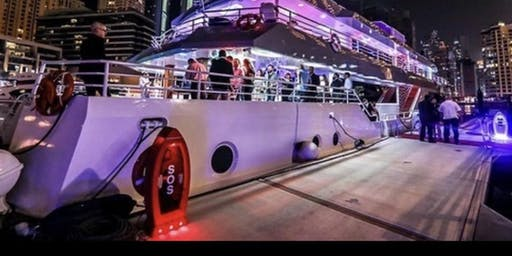 Labor Day Weekend Yacht Party