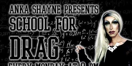 School for Drag tickets