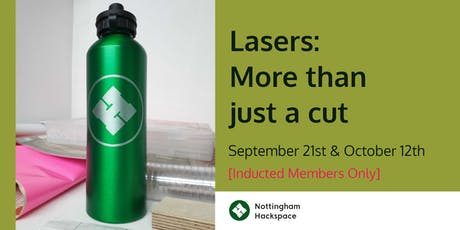 Lasers: More Than Just a Cut - [Inducted Members Only] tickets