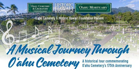 A Musical Journey Through O'ahu Cemetery tickets