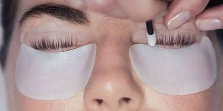 Lashlift and Brow Tint Dallas Certification Class tickets
