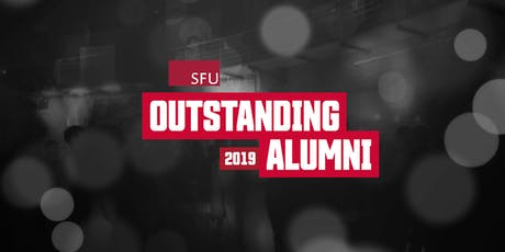 SFU Outstanding Alumni Awards 2019 tickets
