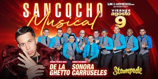 Sancocho Musical Concierto del Pueblo
