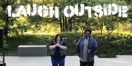 LAUGH OUTSIDE! Summer Comedy Series at the Herter Amp tickets