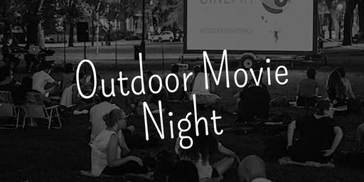 UFV Women's Volleyball Outdoor Movie Night