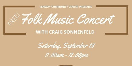 Folk Music Concert tickets