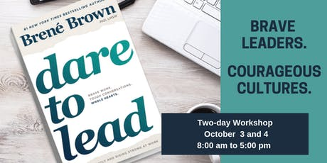 Dare to Lead™ Rapid City, SD - Two-day Leadership Training tickets